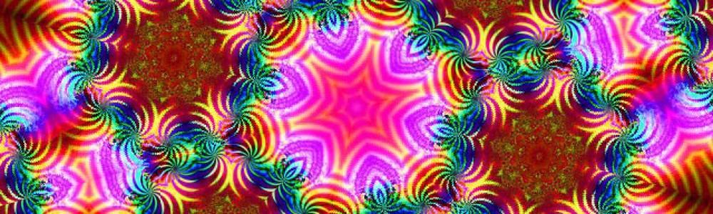 interactive kaleidoscope 6  LIBERTY INFINITY