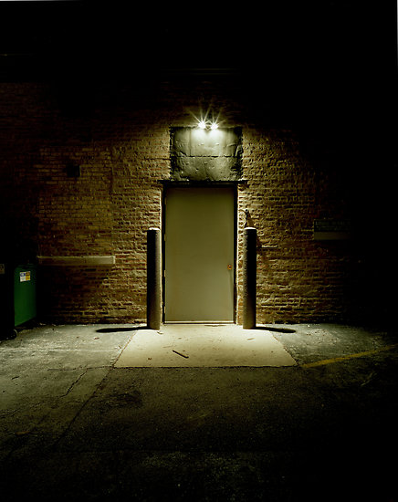 2- dark-alley-door