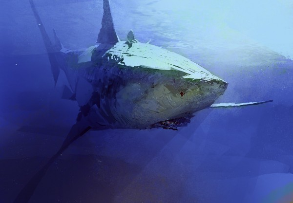 sergey kolesov shark 600x417 09 99087978767  LIBERTY INFINITY