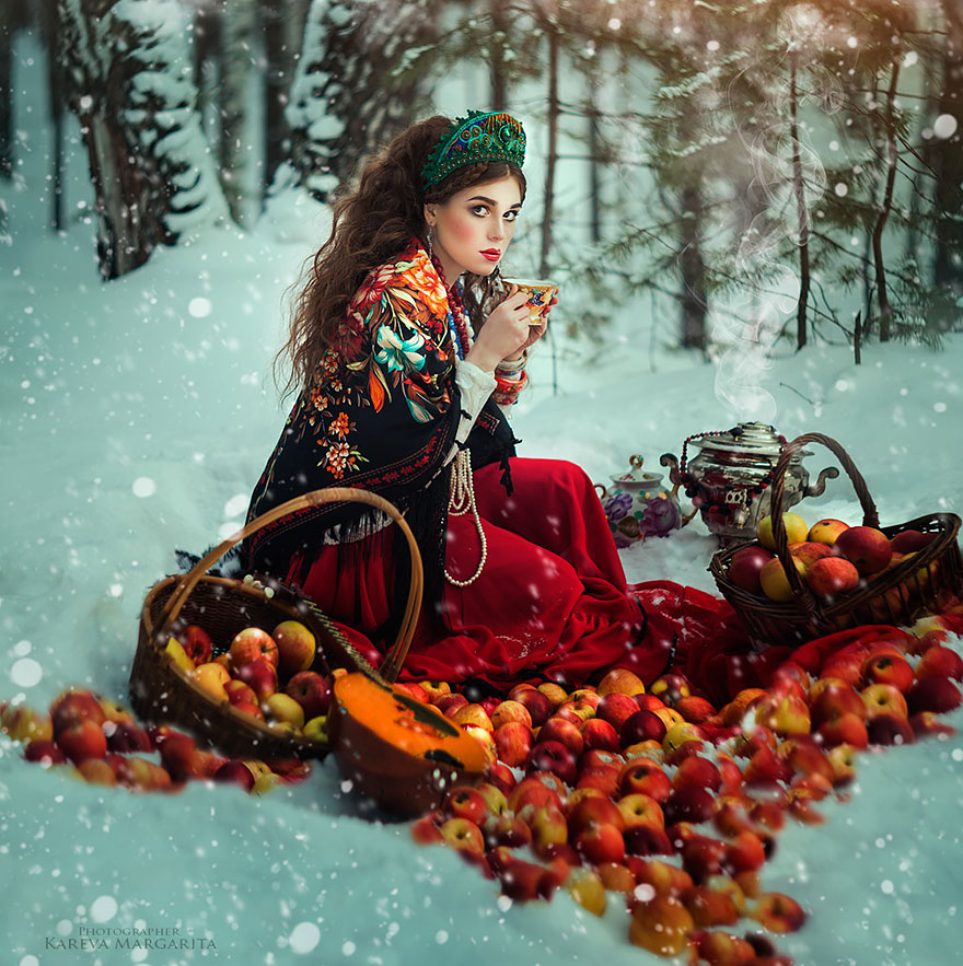 amazing photography margarita kareva 121 Margarita Kareva  LIBERTY INFINITY