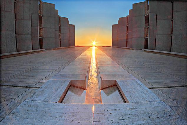 architecure sun