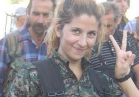 featured Rehana   Kurdish women fighters <3 R.I.P.  LIBERTY INFINITY