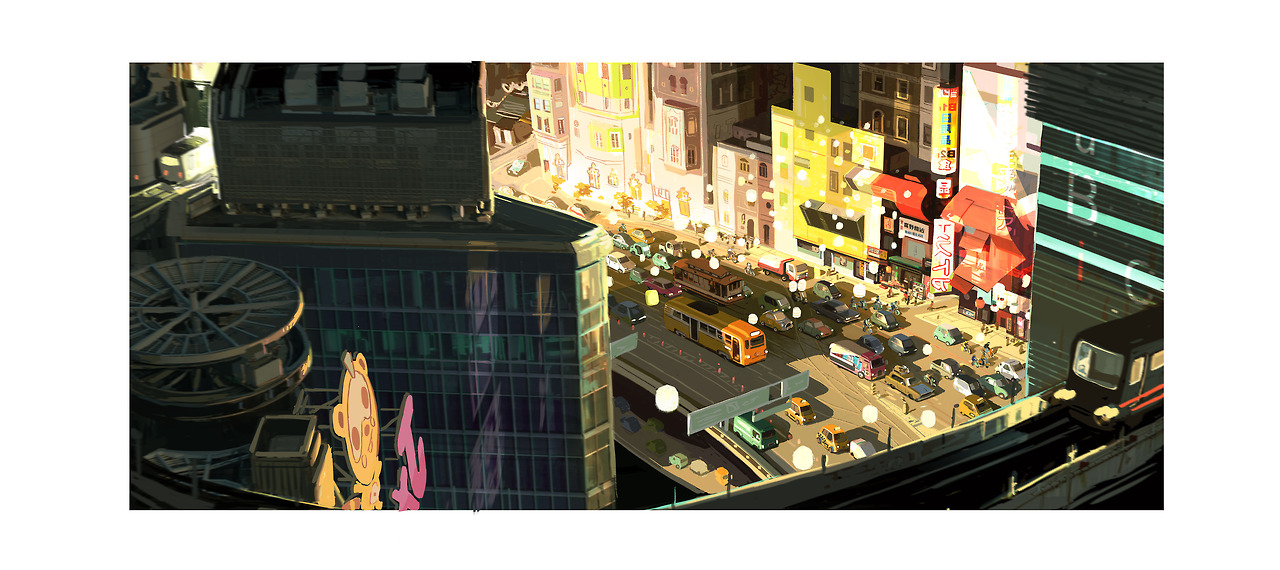 manga-city-asia-japan