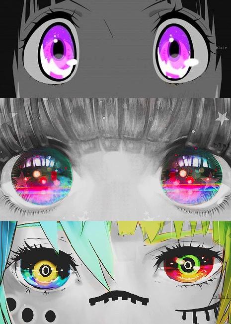 manga-eyes-kawaii-girls-eyes