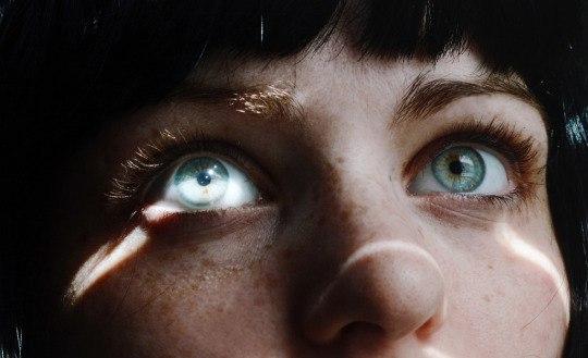 grey eyes Art and design # 48  LIBERTY INFINITY