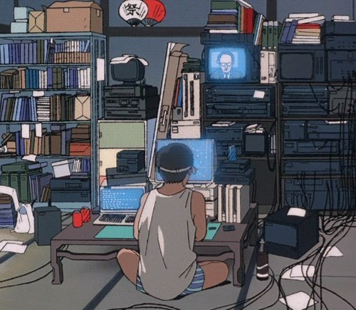 manga home office art and design # 57  LIBERTY INFINITY