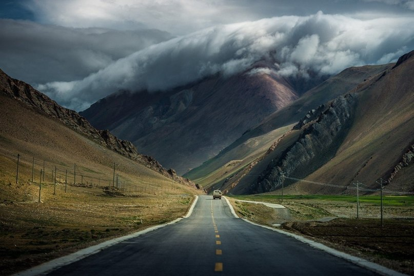 mountain-road