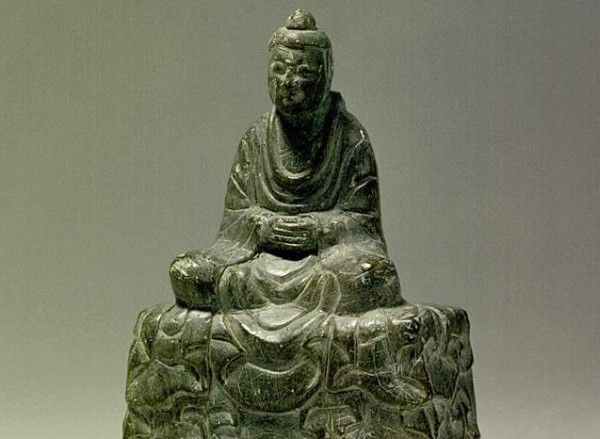 Buddha statue meditate Buddhism 600x439 Art and design # 96  LIBERTY INFINITY