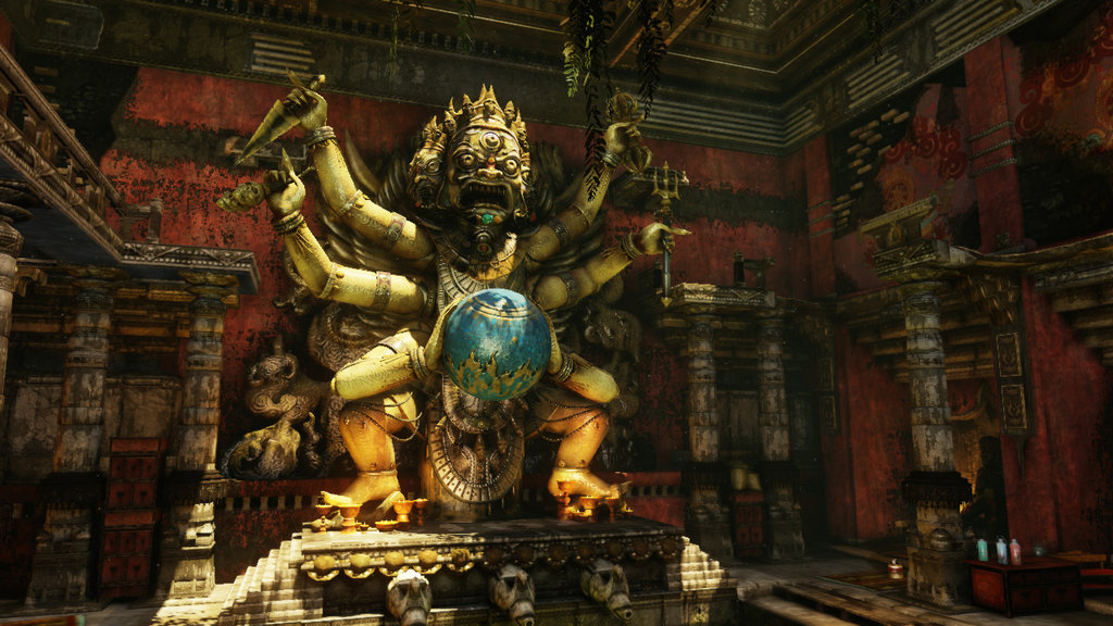 Art And Design Of Uncharted 2