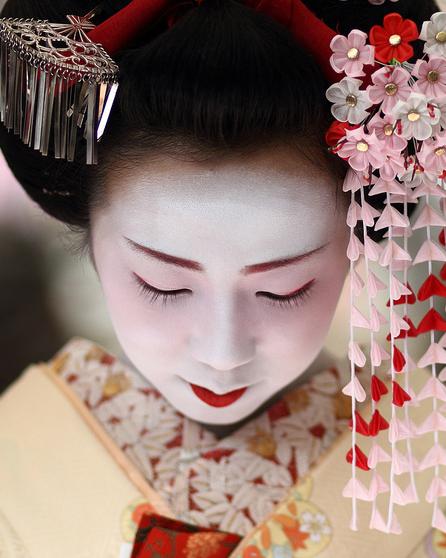 Geisha Japanese Culture
