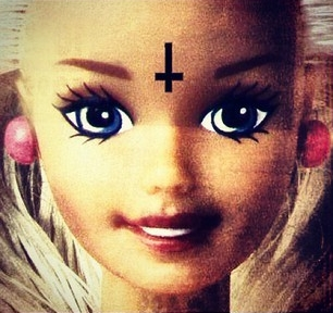 1Antichrist Barbie