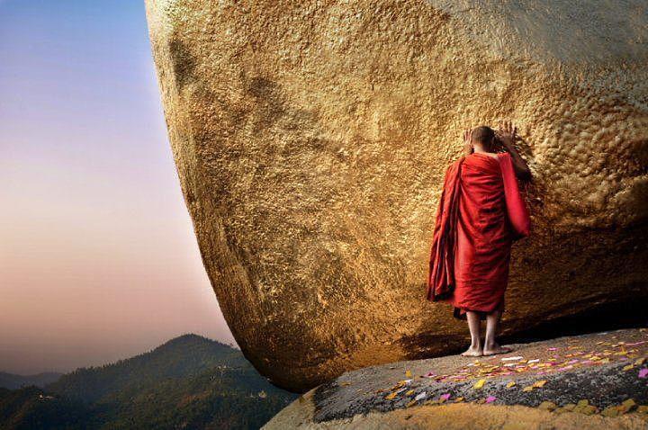 monk buddhism 24163  LIBERTY INFINITY