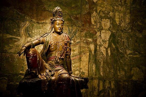 statue bodhisattva12 24239  LIBERTY INFINITY
