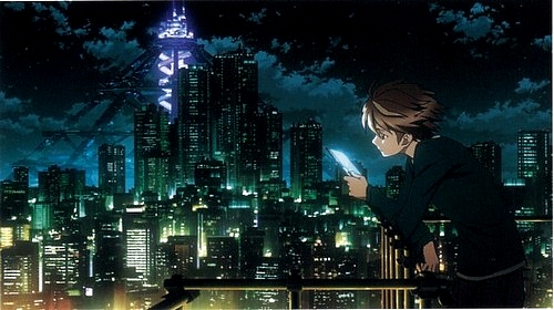 This Entry Was Posted By Sexpex On 3 2013 At 1836 Under Anime Manga Tagged Art Design City Illustration Light Night