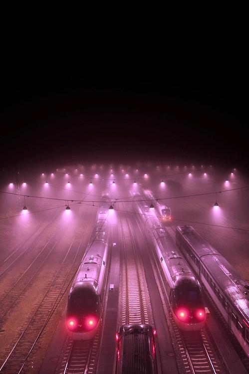 pink trains PINK TRAINS*  LIBERTY INFINITY