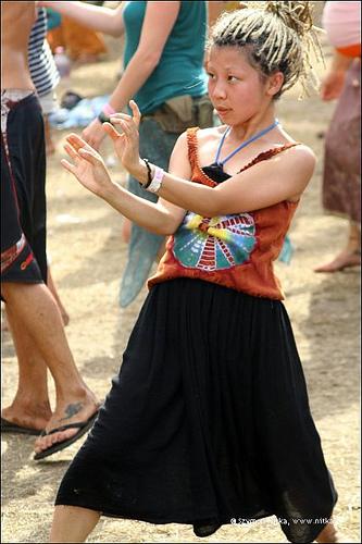 Ozora Festival 2006 by Szymon Nitka.