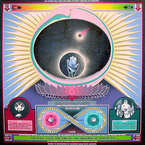 0 3b46 b7e7d3c1 L Paul Laffoley  LIBERTY INFINITY